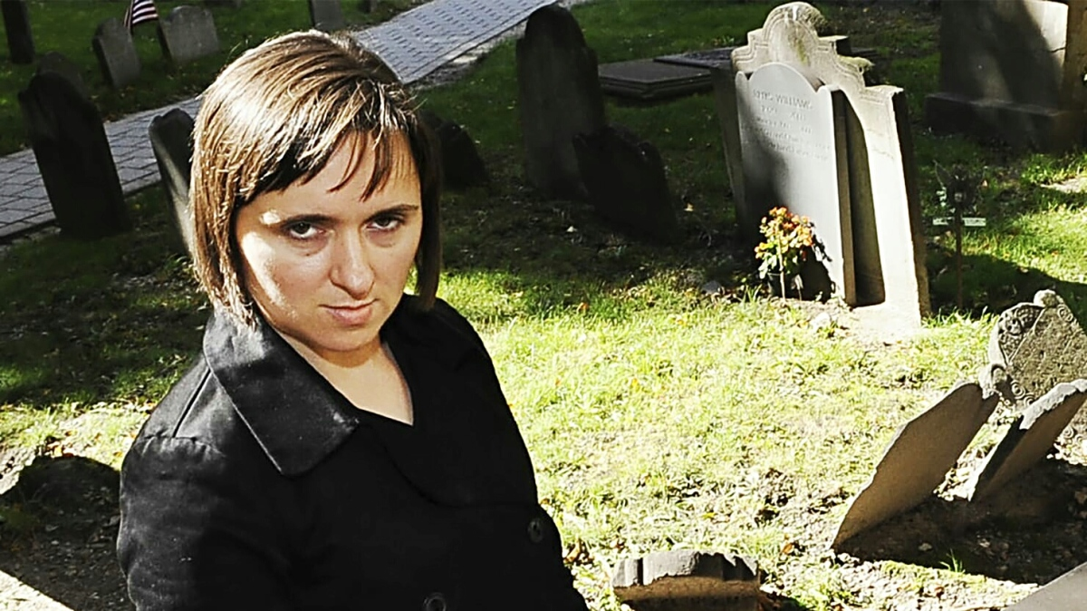 Today in Literary History - December 27, 1969 - Sarah Vowell is born