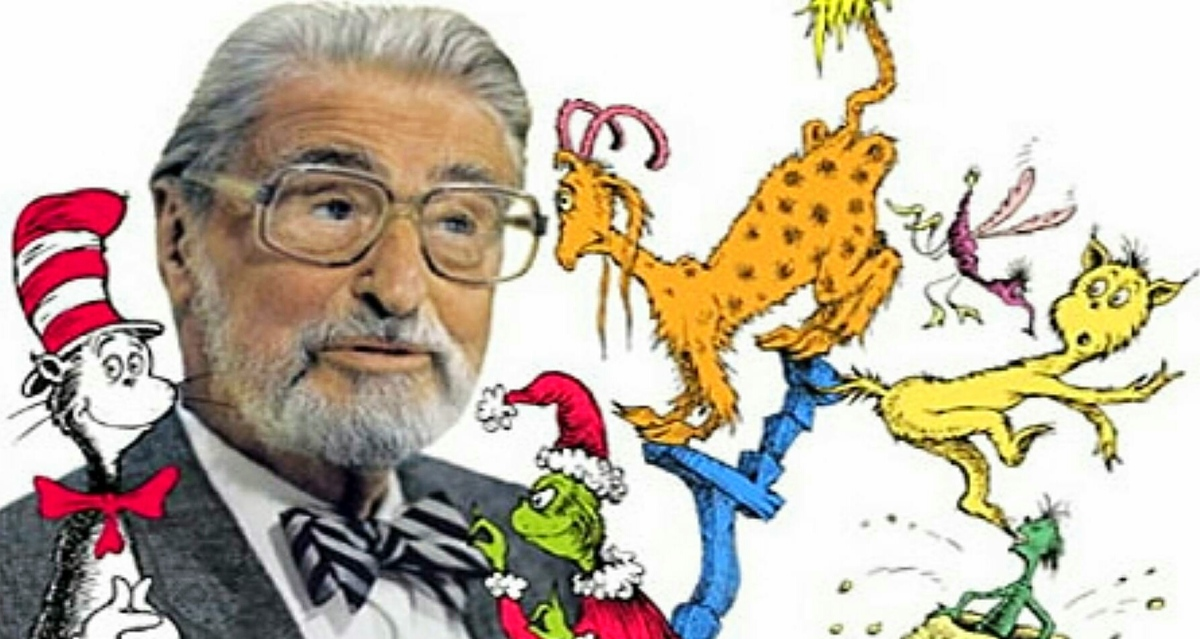 "Today in Literary History - March 2, 1904 - Theodor Geisel (""Dr. Seuss"") is born"
