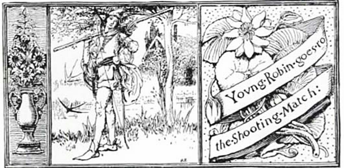 Today in Literary History - March 5, 1853 - Author and illustrator Howard Pyle is born