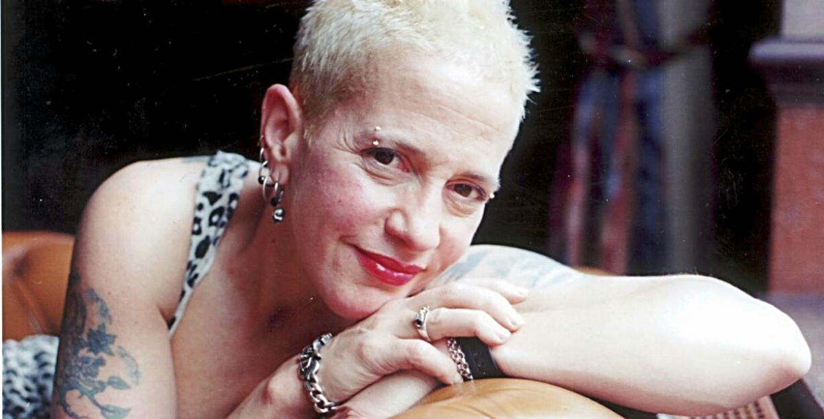 Today in Literary History - April 18, 1947 - novelist and poet Kathy Acker is born