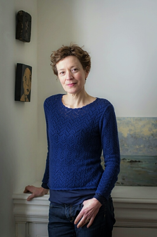 Lancaster author Carys Davies photographed by Jonathan Bean