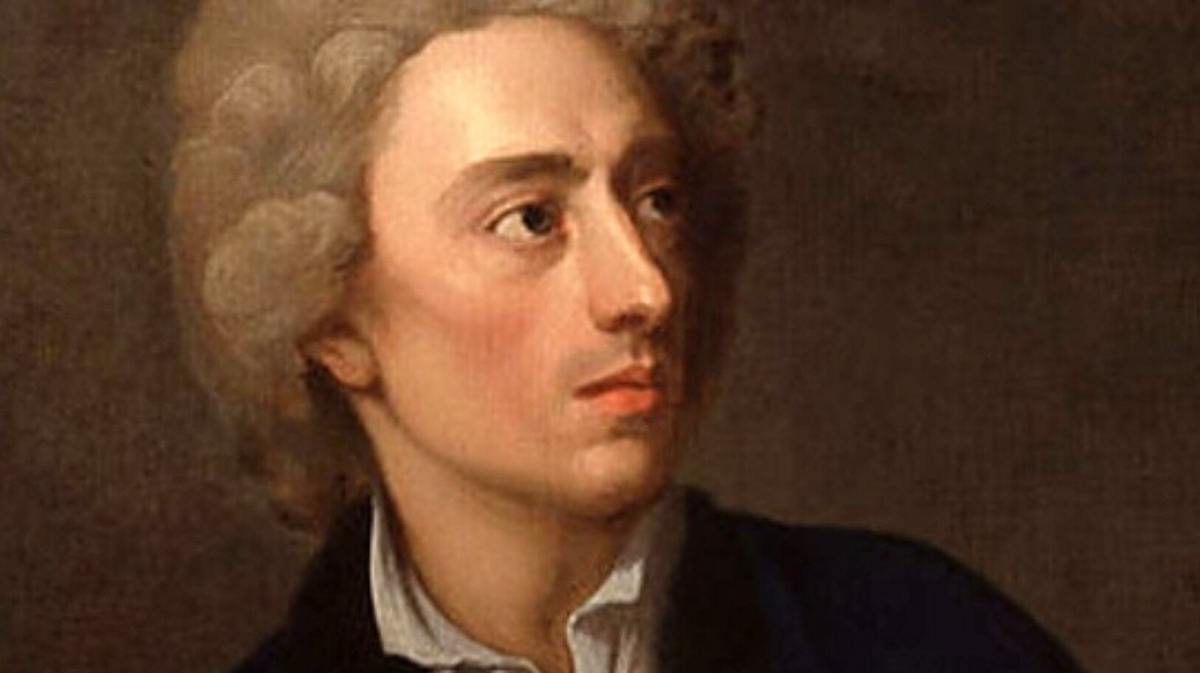 Today in Literary History - May 21, 1688 - Poet Alexander Pope is born