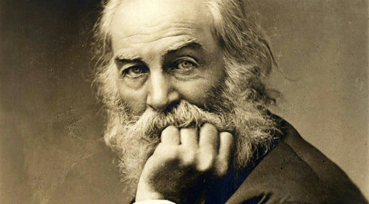 Today in Literary History - July 4, 1855 - the first edition of Walt Whitman's Leaves of Grass is published