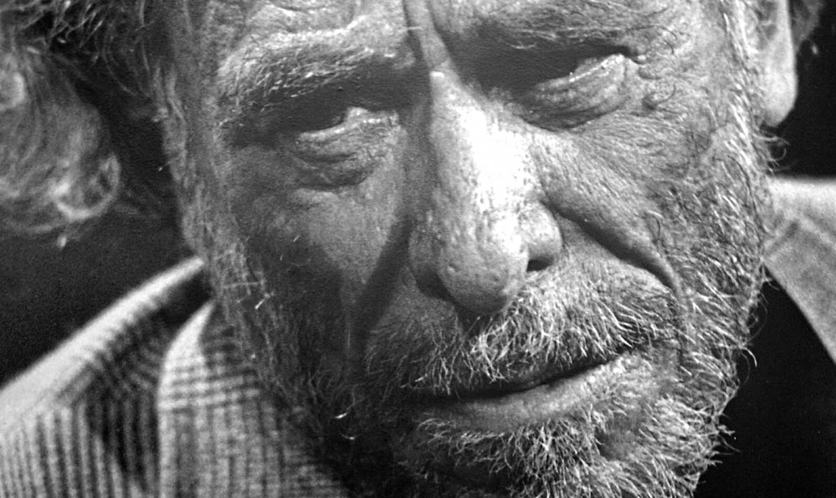 Today in Literary History - August 16, 1920 - Charles Bukowski is born