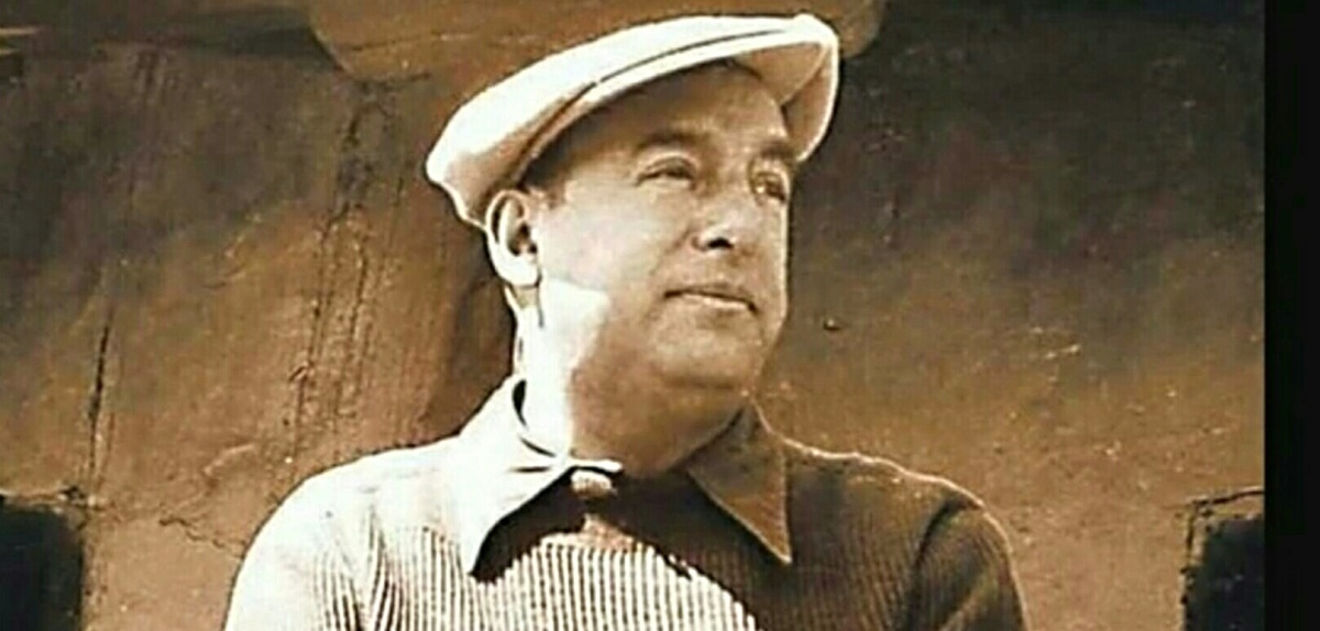 Today in Literary History - September 23, 1973 - Chilean poet Pablo Neruda dies
