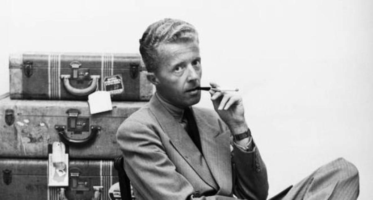 Today in Literary History - December 30, 1910 - Paul Bowles is born