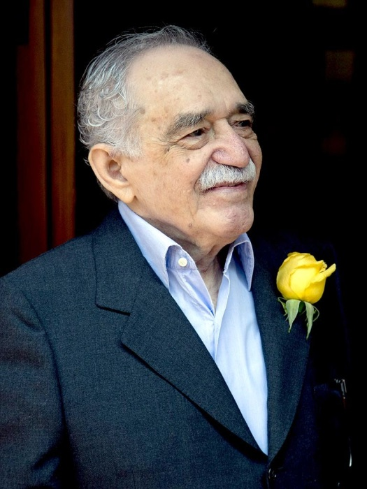 garcia marquez in his home_2014