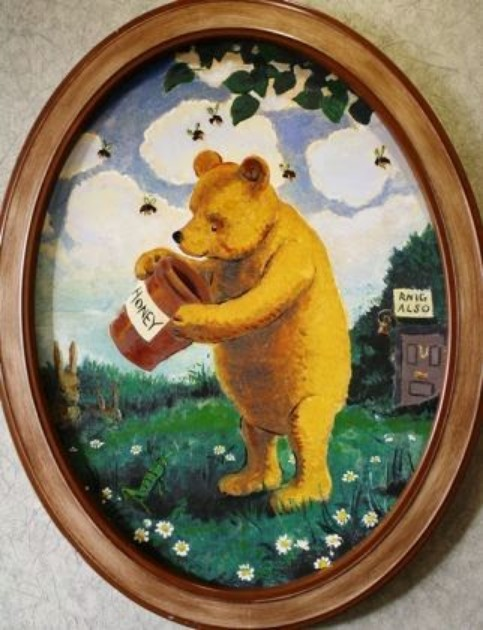musings-now-its-time-for-something-sweet-winnie-the-pooh-oil-painting-483x630