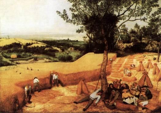 The-Corn-Harvest-August-1565-Pieter-The-Elder-Bruegel-oil-painting-1